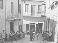 Lefkara coffee Shops 1950s
